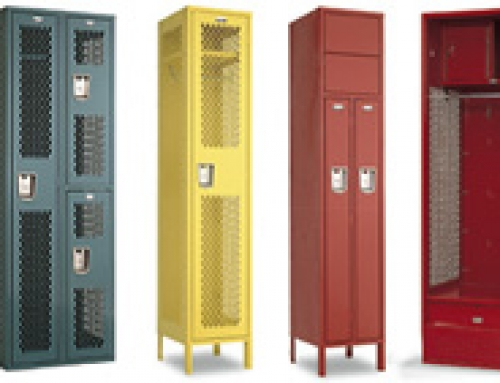 Accessorize Your Lockers