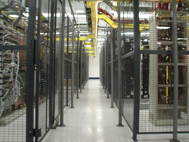 Server Cage