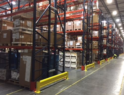5 Common Warehouse Safety Violations