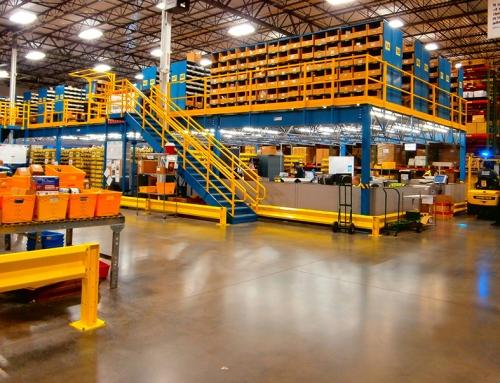 4 Mezzanines to Improve Warehouse Storage Space