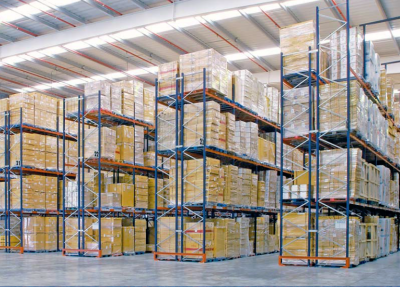 Bolted Pallet Racking