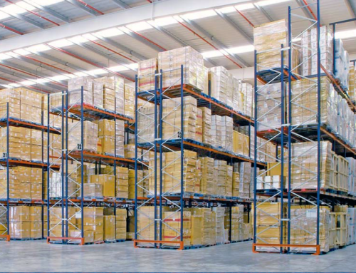 Prevent Product Falls with Pallet Rack Accessories