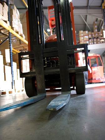 Warehouse Safety - Forklift Training