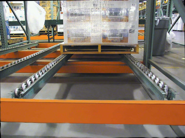 Pallet Flow Racks vs. Automated Shuttles