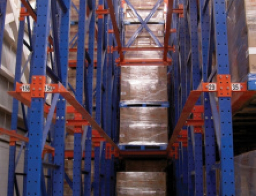 High Turnover, Low SKUs: Drive-In Pallet Rack Basics