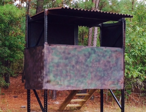 Pallet Rack Out of the Box: Deer Stands