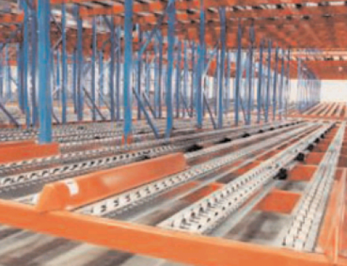 Different Prices per Pallet Position for Different Types of Rack