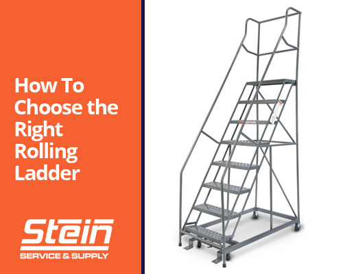 How to Choose a Rolling Ladder
