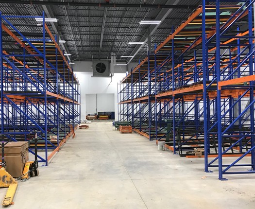 Common Types of Pallet Rack Systems