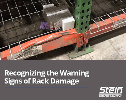 Recognizing the Warning Signs of Rack Damage