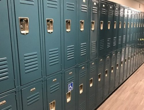 Medical Staff Lockers for Hospital