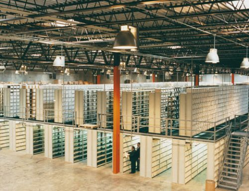 Mezzanine Systems That Increase Warehouse Space