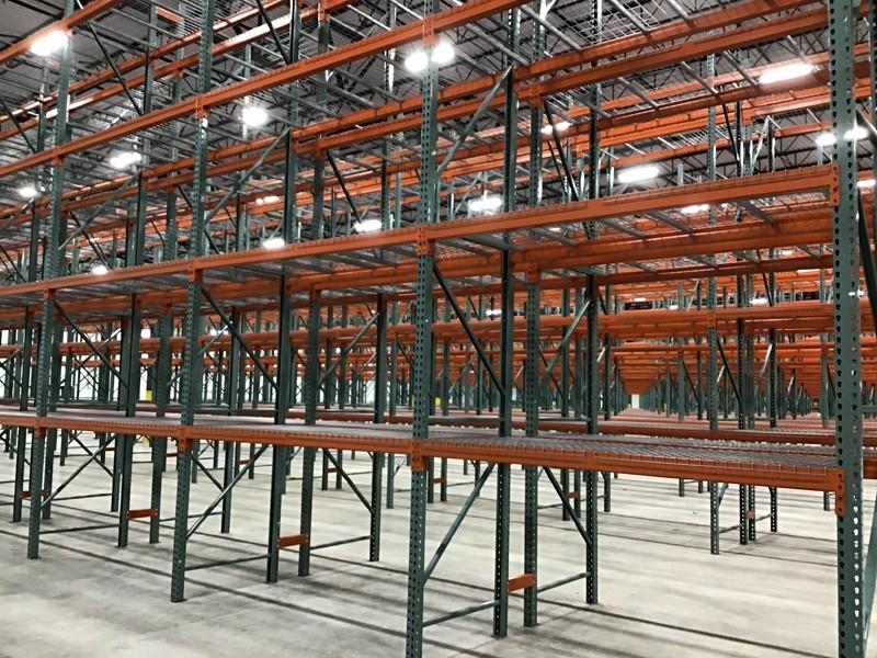 Morrisette Pallet Rack System