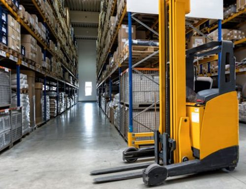 8 Tips to Maintain a Safe Pallet Rack System