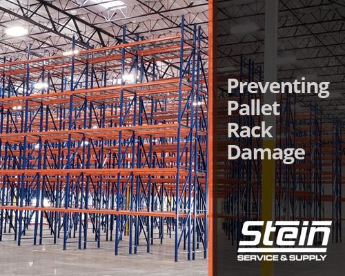 Preventing Pallet Rack Damage