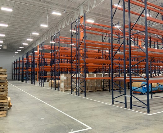 Warehouse Relocation for Packaging Company